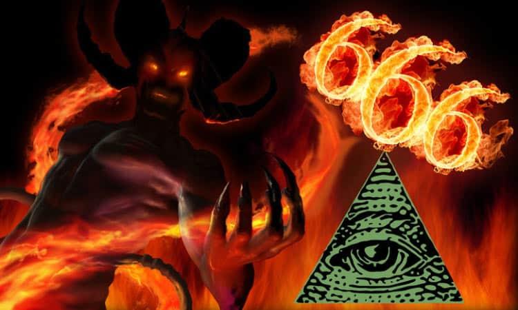 мистика числа 666