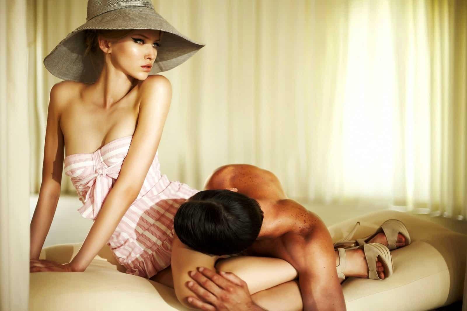 лотос символизирует собой силу женского соблазна