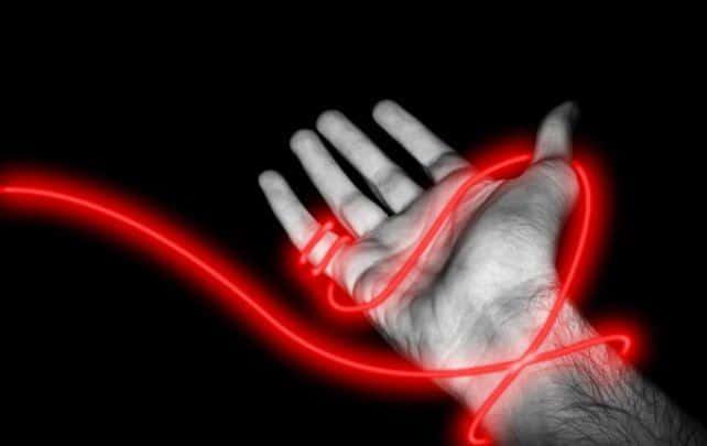 Как завязать правильно красную нить на запястье молитва