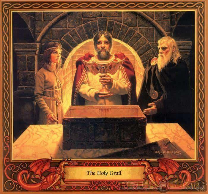 изображение Священного Грааля