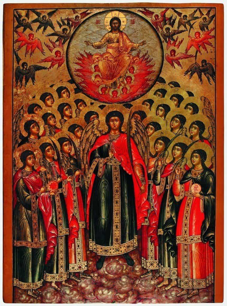 иконы архангелов