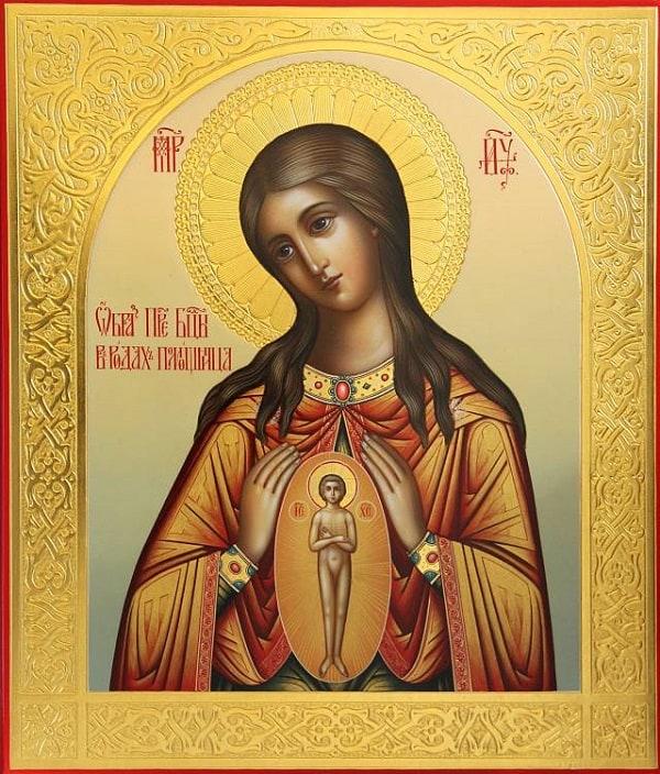 Святой Образ Пресвятой Богородицы