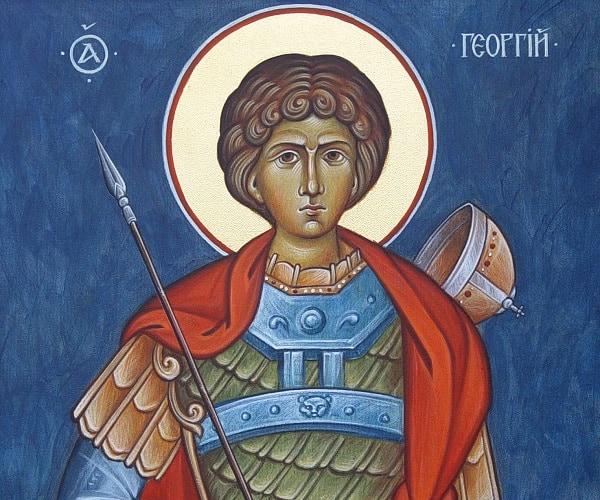 Великомученик Георгий Победоносец: житие, история, фото