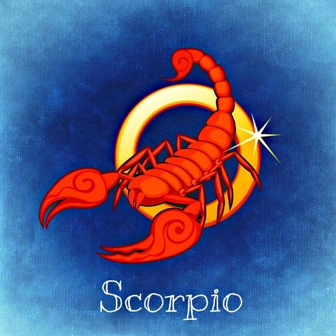 финансовый гороскоп для скорпиона на ноябрь 2018