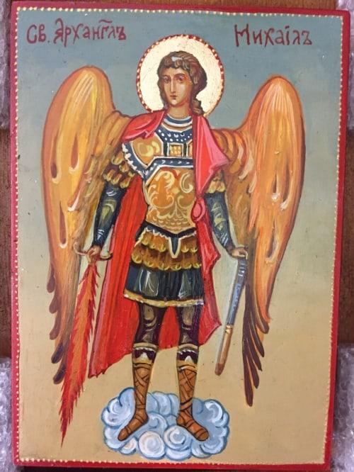 архангел михаил иконы