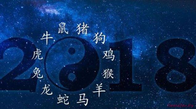 китайский гороскоп на декабрь 2018