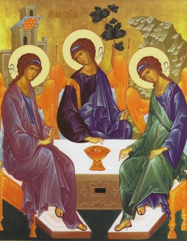 Святая Троица: раскрытие единства трех божественных ипостасей