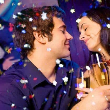вероятно, что новогодняя вечеринка может принести вам любовь