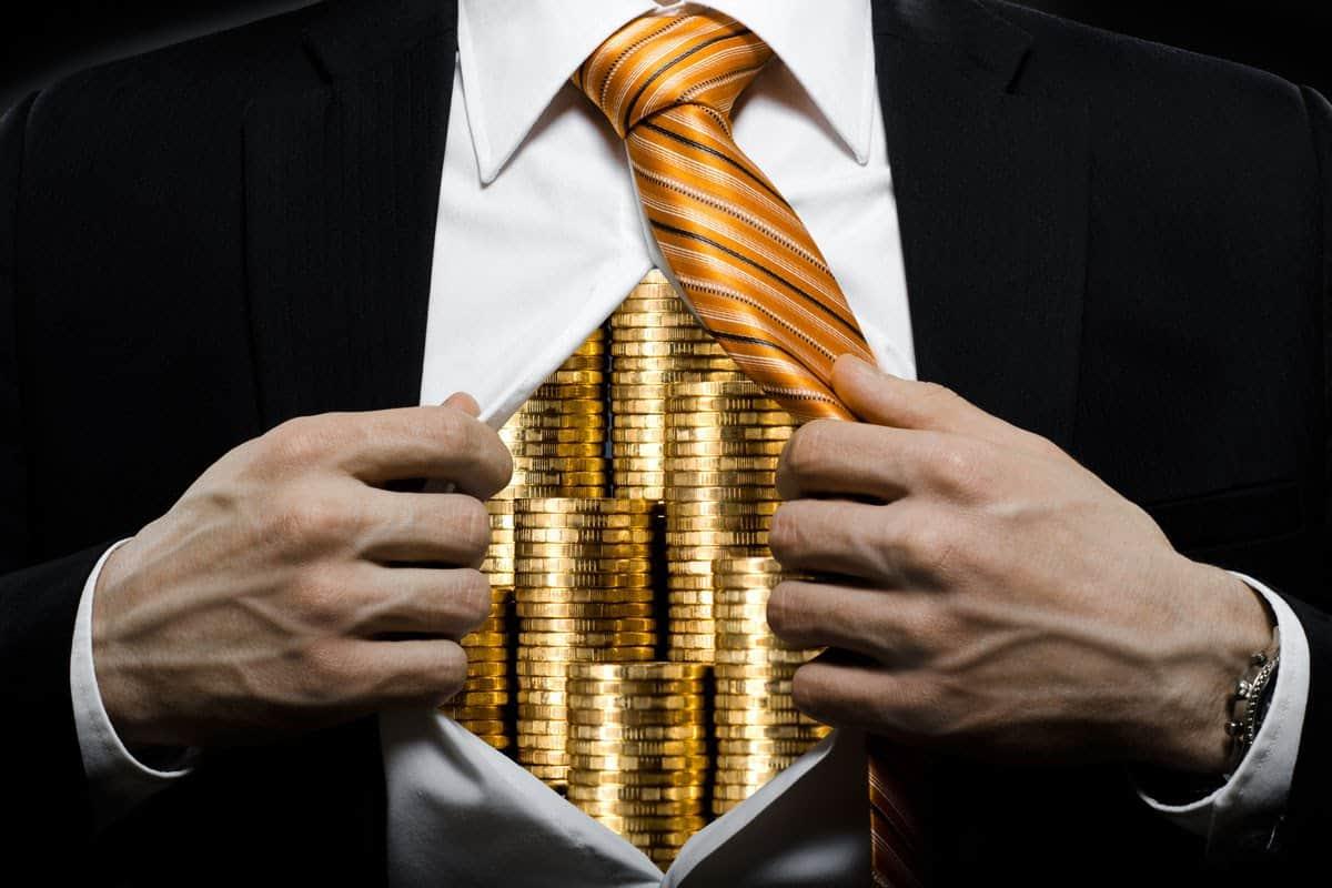 сребролюбие - патологическая тяга к деньгам и богатству