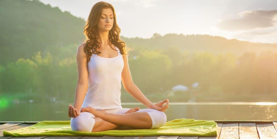 йога очень полезна для женщин