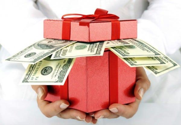 готовьтесь к приятным денежным презентам