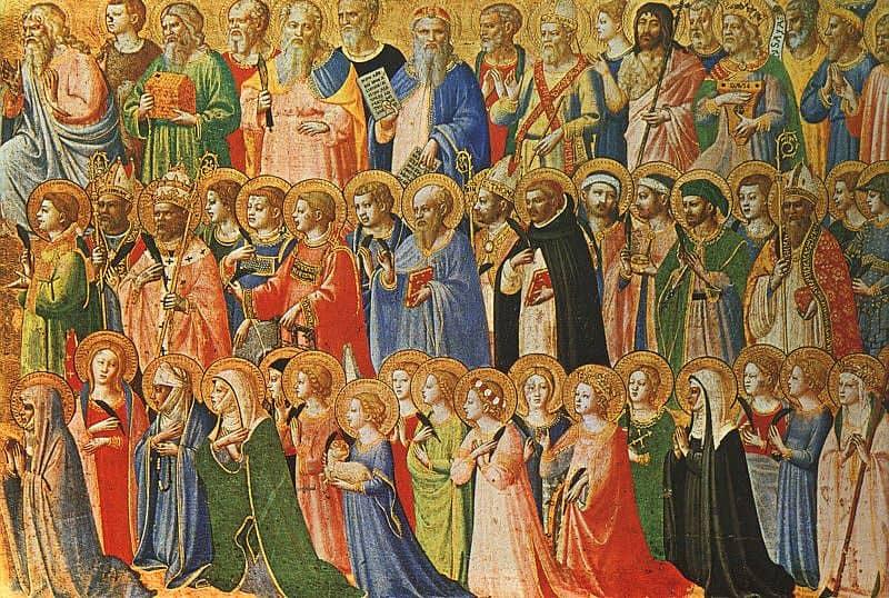 Какие святые составляют сонм святителей