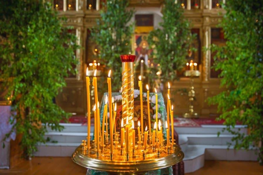троица - это праздник основания церкви