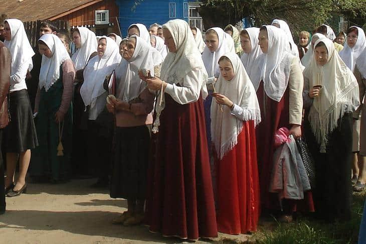 старообрядцы - отличие от православных