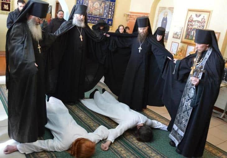 постриг в монахини как происходит