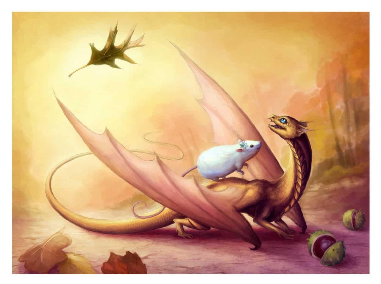 совместимость дракон крыса в отношениях