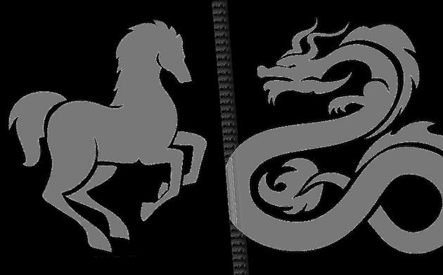 совместимость дракон лошадь в отношениях