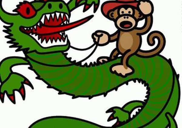 совместимость дракон обезьяна в любви