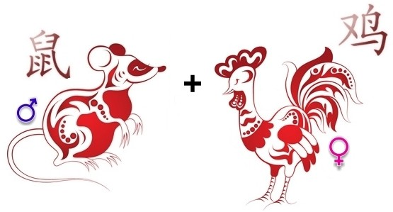 совместимость петух крыса в отношениях