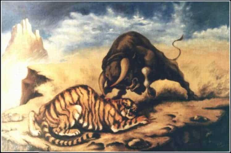 совместимость тигр бык в отношениях