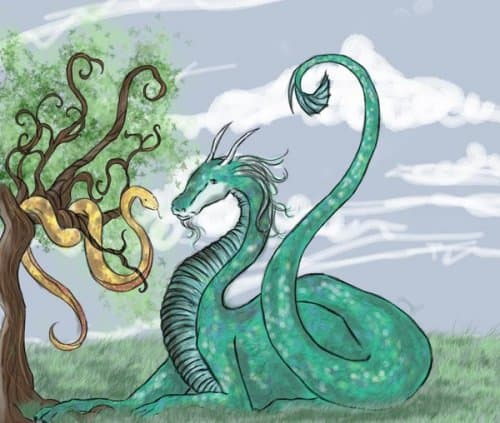 совместимость змея дракон в отношениях