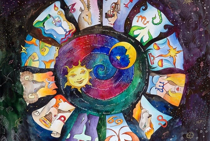 Обзор гороскопа на-й год по знакам Зодиака