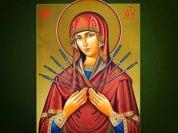 Молитва иконам святых