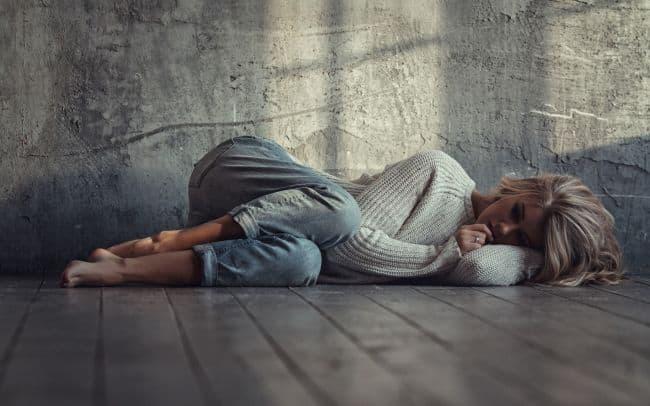 идите к эксперту, как только обнаружите у себя депрессию