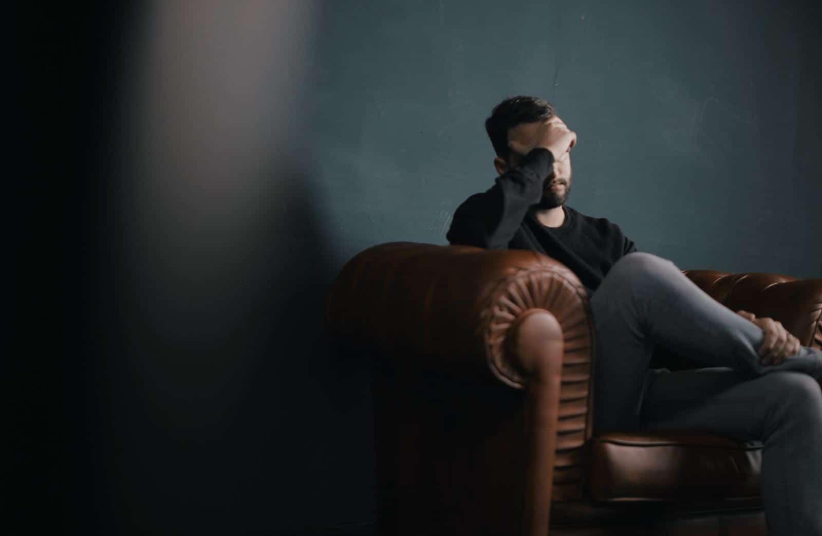 апатия провоцирует уныние