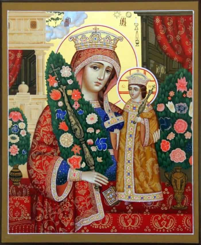 молитва неувядаемый цвет