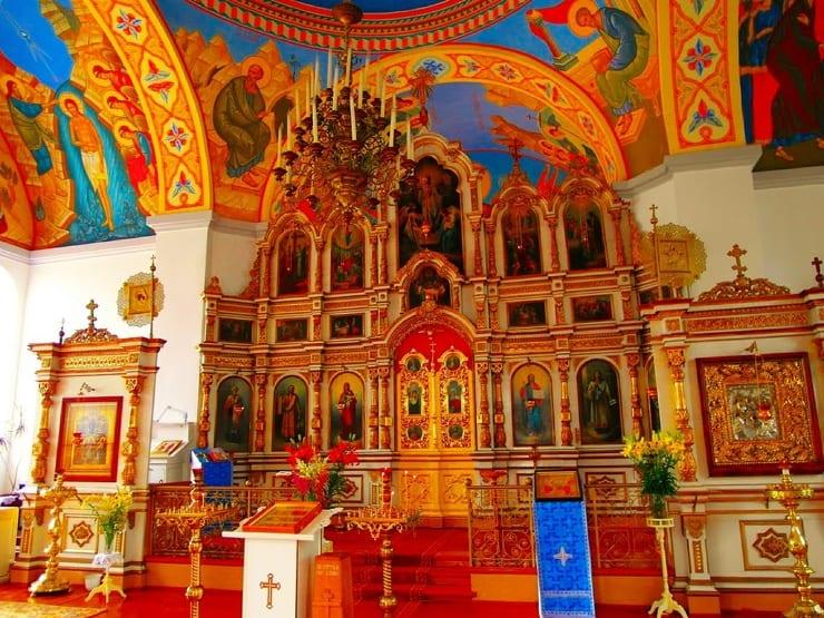 отличия православия от католицизма и протестантизма