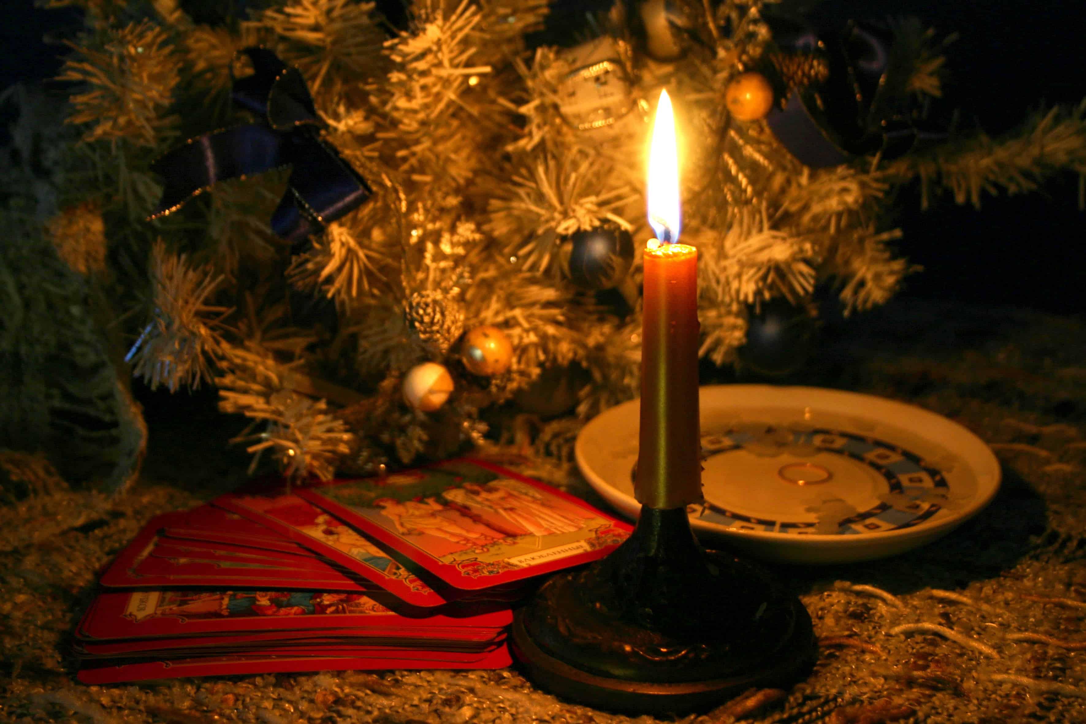 привороты которые делаются в новогоднюю ночь