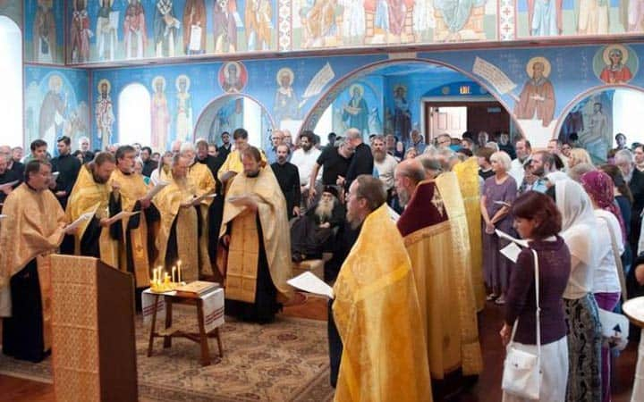 что такое соборование в церкви