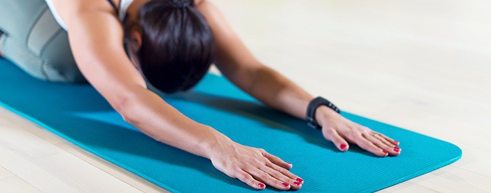 коврик для йоги: каким он должен быть?