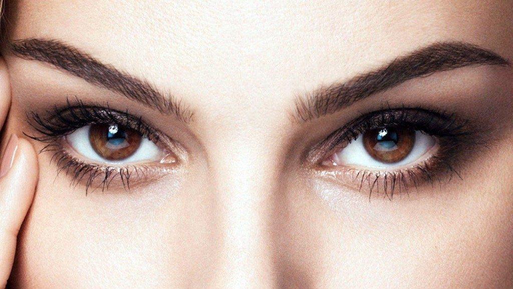 """в этом упражнении глаза переводятся """"влево-вправо"""""""