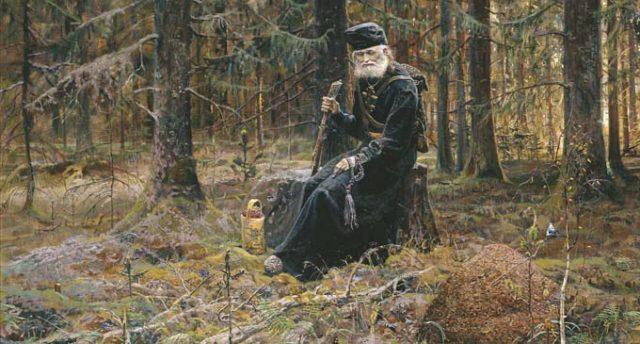 молитва серафима саровского на каждый день
