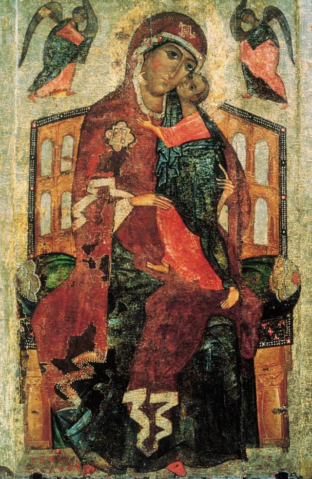 молитва толгской иконе божией матери