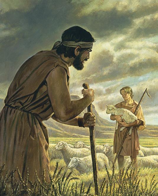 авель в библии