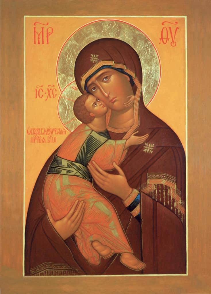 иконы божьей матери фото и описание