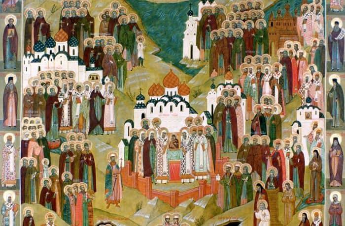 православные иконы фото