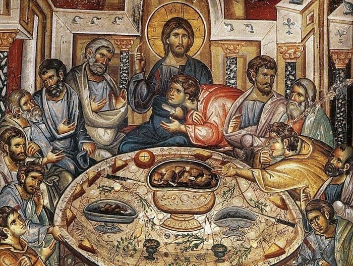 христианские таинства