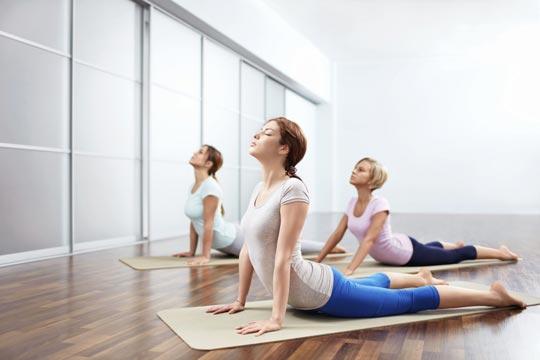 Крия-йога влияет и на тело, и на Карму