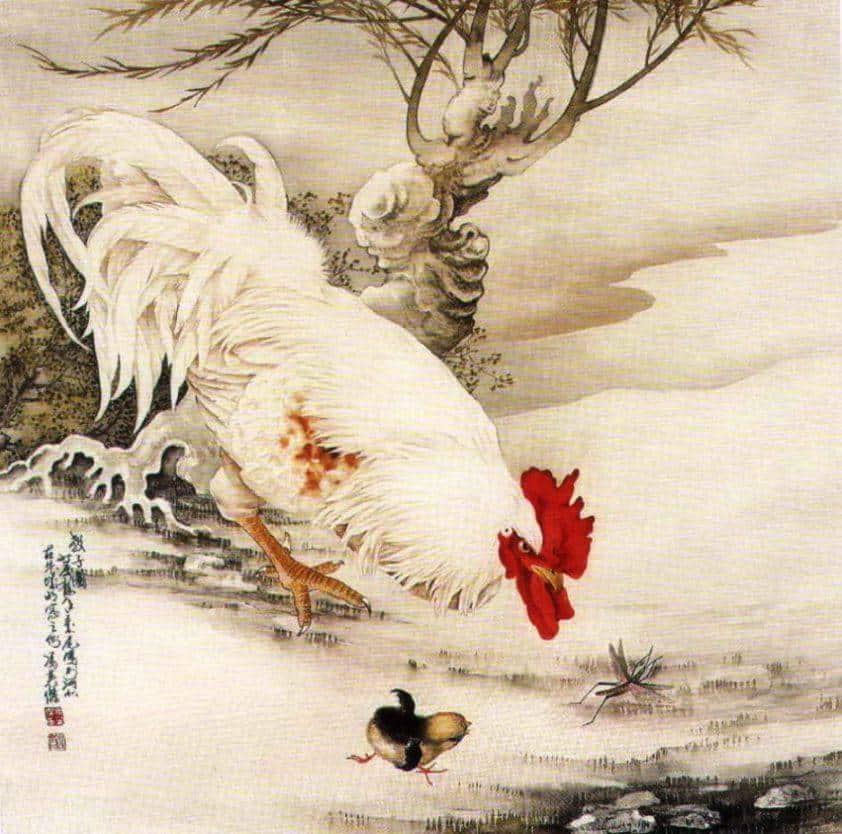 Петух по Китайскому гороскопу