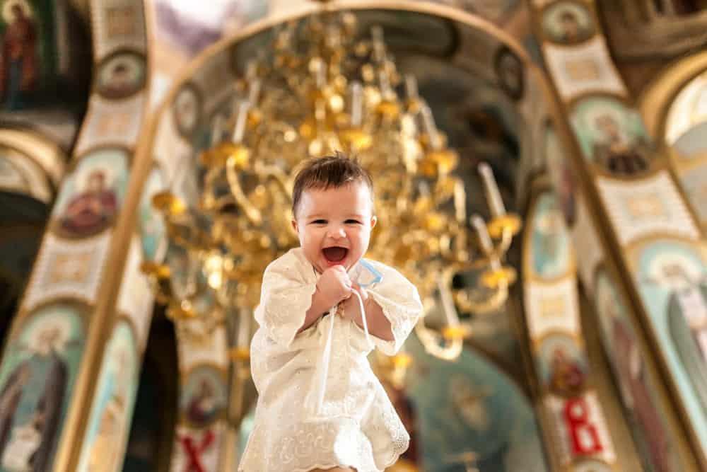 что нужно для крещения ребенка