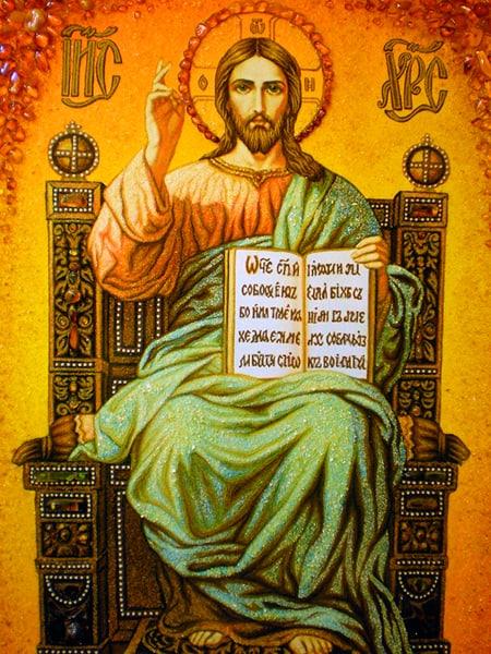 иконы иисуса христа фото