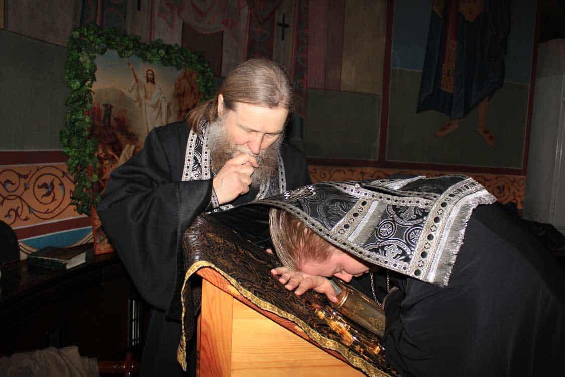 как исповедоваться в церкви