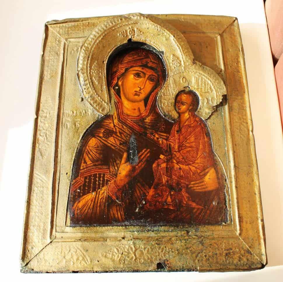 тихвинская икона божией матери значение в чем она помогает