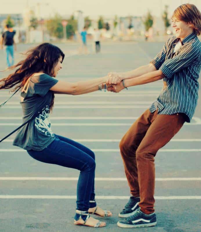 вариант дружеских, но не любовных отношений
