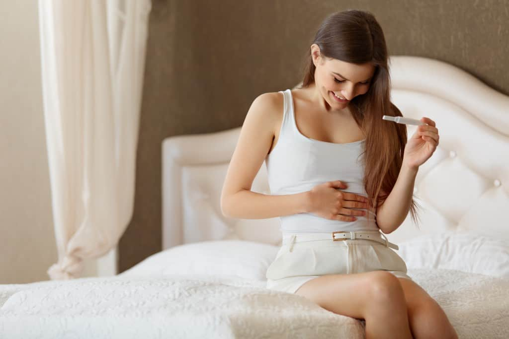 Молитвы о зачатии и рождении здорового ребенка