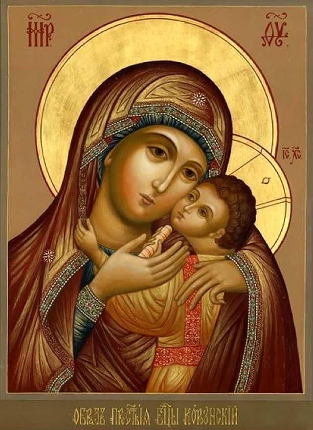 Корсунская икона Богородицы
